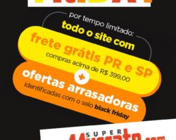 Ofertas Super Muffato válido de 26/10 a 27/11. Black Friday