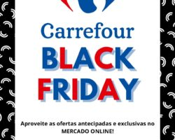 Ofertas Carrefour válido de 06/11 a 27/11. Black Friday!